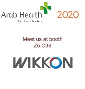 WIKKON will attend Arab Health 2020