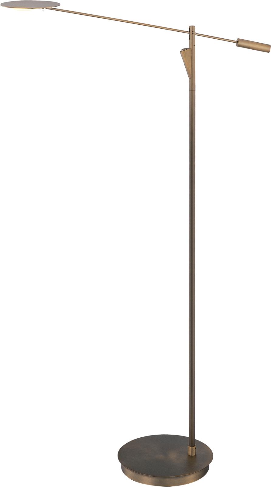 Eco Task Led Floor Lamp Floor Lamp Maxim Lighting