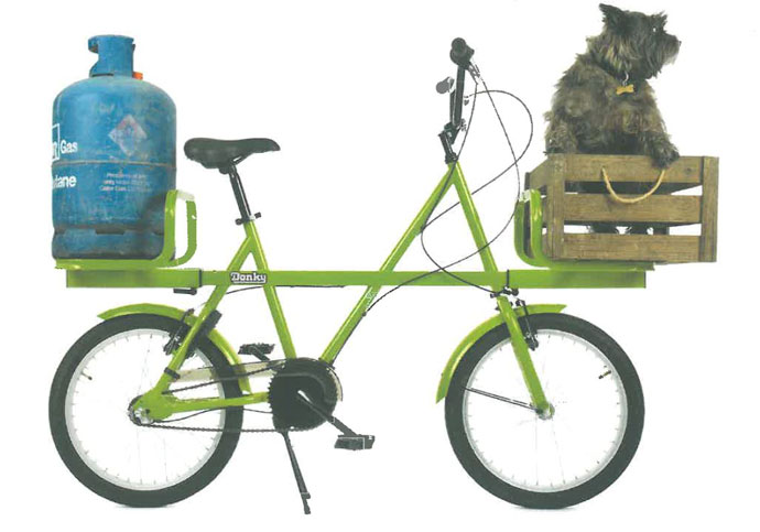 Donky1web - A bike for life, not landfill