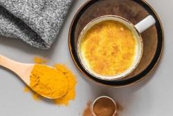 recette lait d or curcuma bio