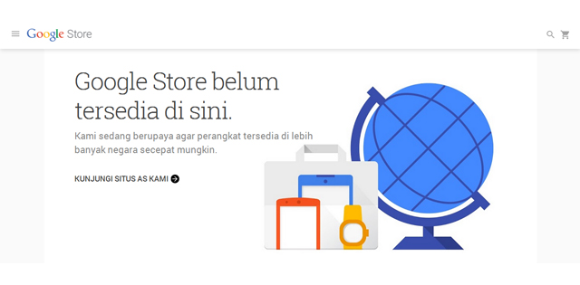 Google Store Indonesia