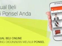 Aplikasi Jualan Online Melalui Ponsel