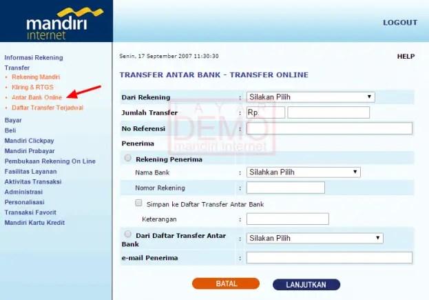 Transfer Online