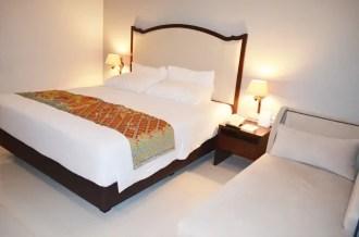 Kamar Hotel Allium Cepu