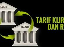 Tarif Kliring & RTGS