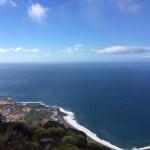 Der erste Aufstieg der Etappe auf La Gomera