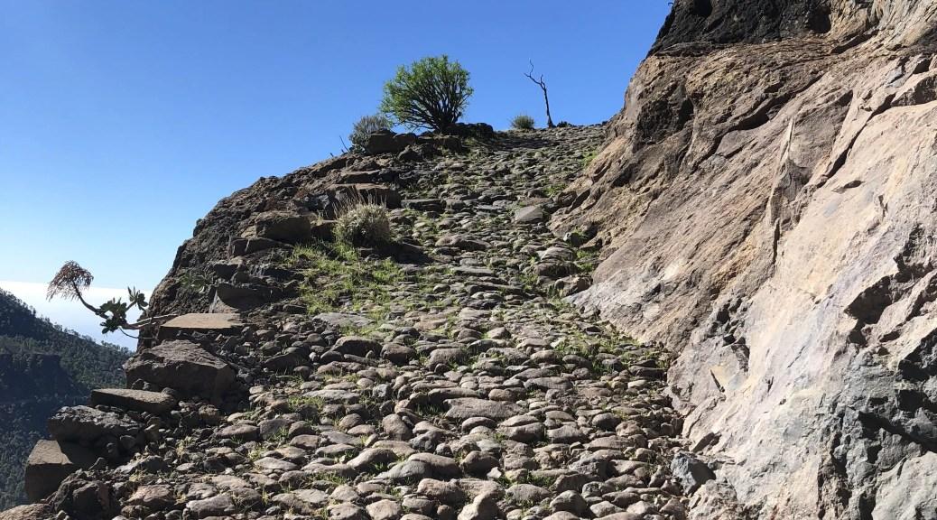 Camino de Stantiago Gran Canaria