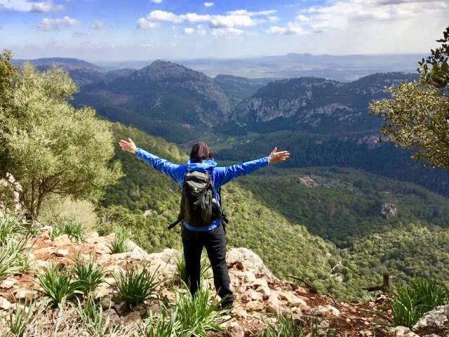 Fernwandern auf Mallorca