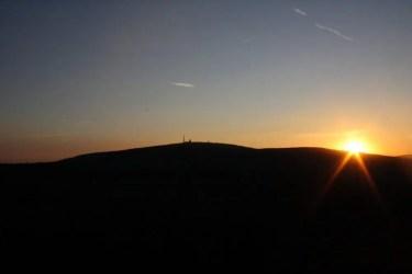 Achtermannshöhe - Eine Nacht auf dem Berg
