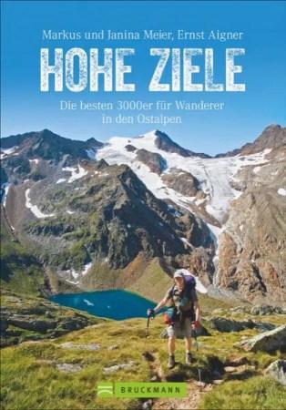 Buch über 3000er in den Alpen
