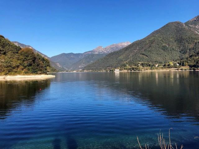 Lago die Ledro am Gardasee