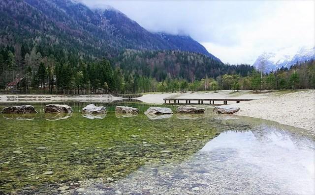 1. Etappe in Slowenien