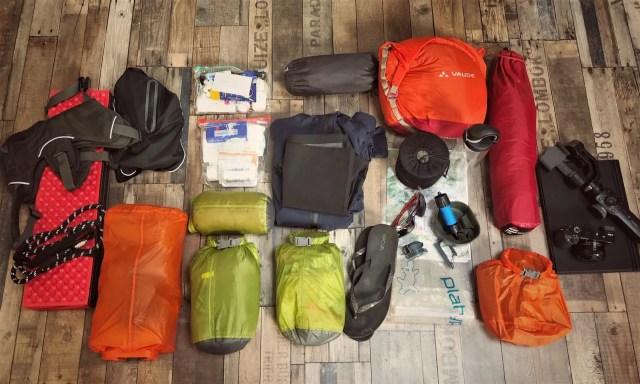 Packliste Fernwandern