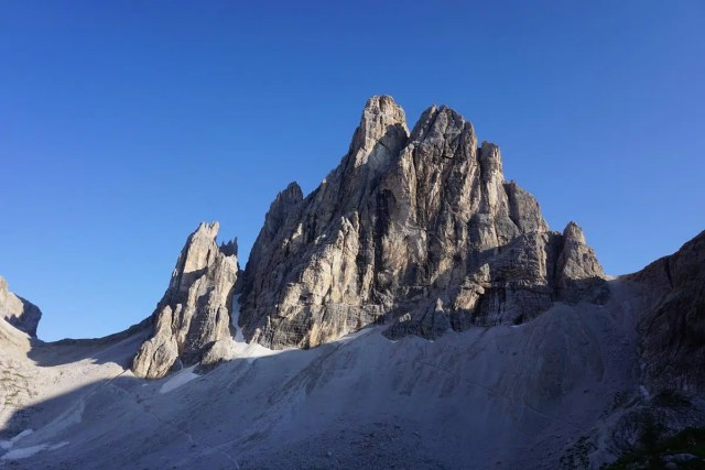 Berg Sextener Dolomiten