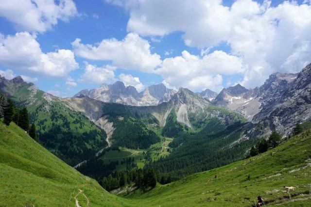 Höchster Berg Dolomiten