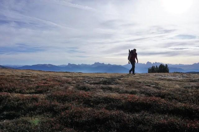 Wandern Sarntaler Alpen