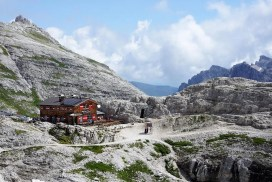 Büllelejoch Hütte