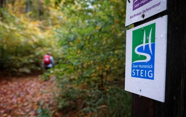 Wandern auf dem Saar-Hunsrück-Steig