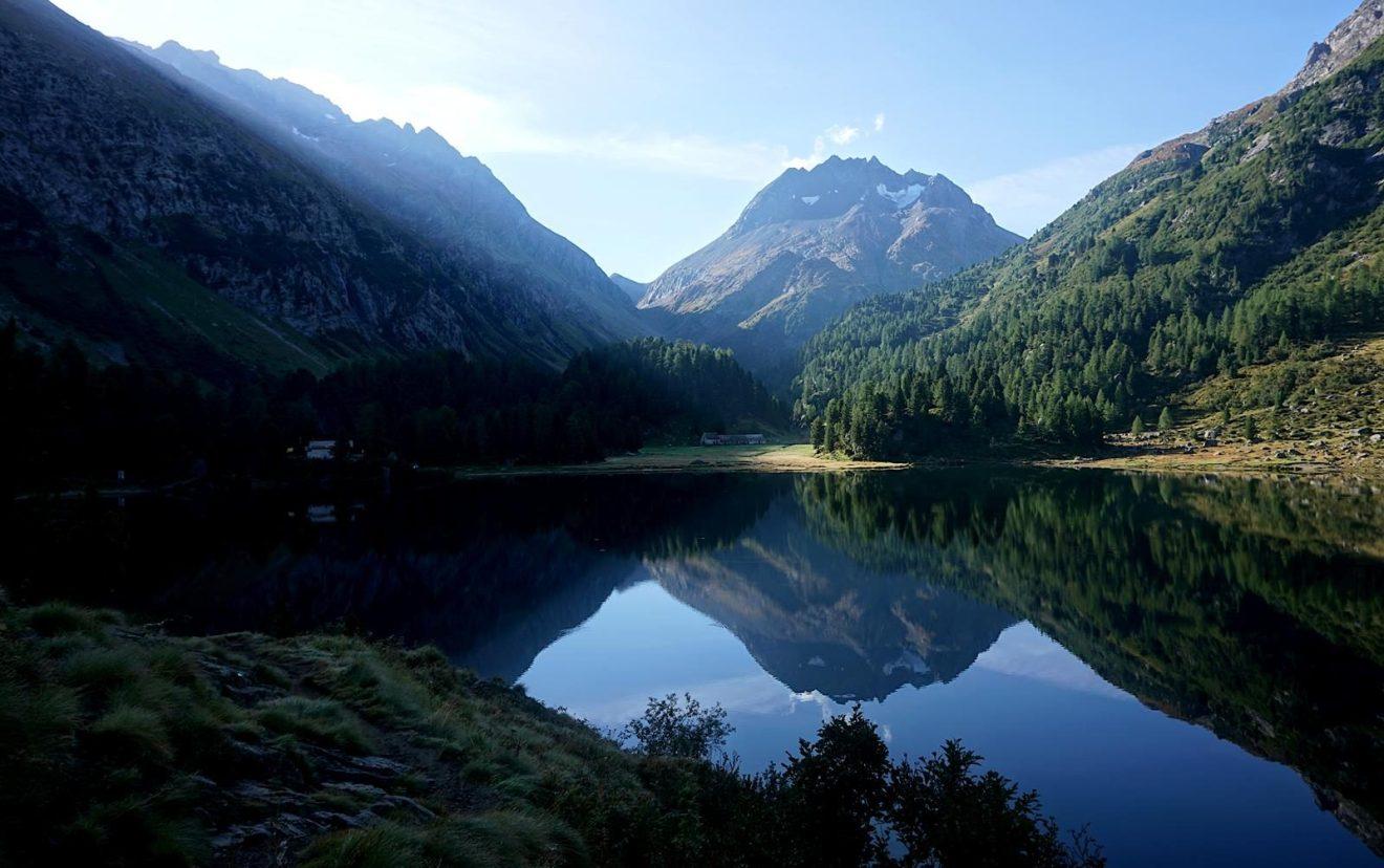 Bergseen der Schweiz