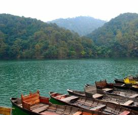 Mysterious Lakes of Kumaon Valley - Bhimtal, Satatal, Naukuchi Tal