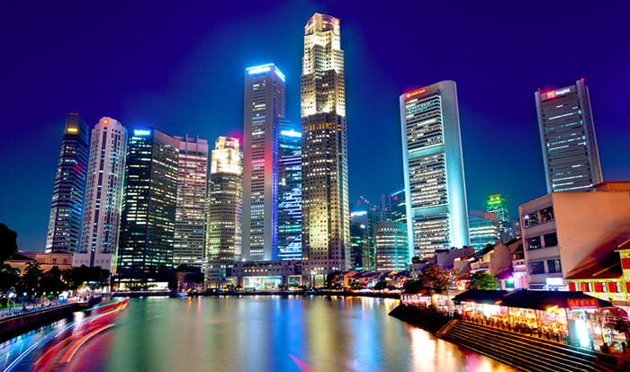 Singapore The Most Visited Destination- Boat Quay