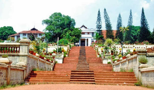 Monuments of Kerala-Hill Palace Museum