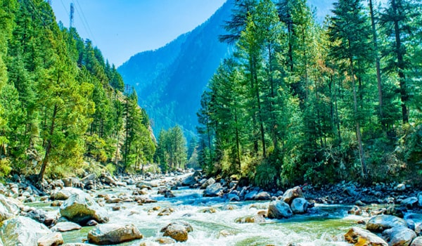 Destinations in India for Budget Travelers-Kasol