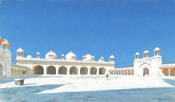 Things To Do In Agra-Moti Masjid
