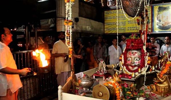 Things To Do In Agra-Shri Mankameshwar Mandir