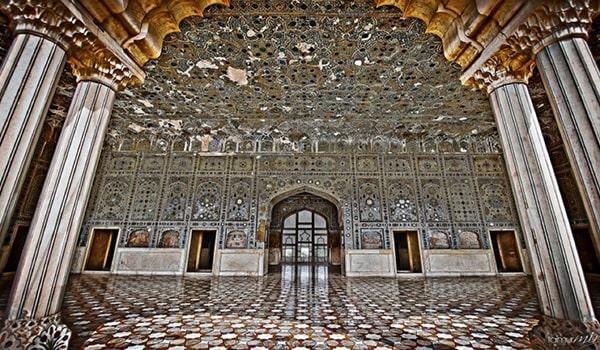 The Shish Mahal
