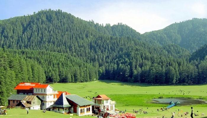 Places to Visit in Himachal Pradesh-Dharamshala