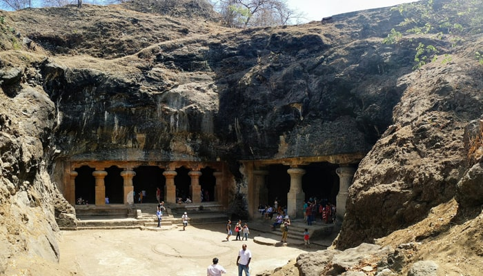 Places to See in Mumbai-Elephanta Caves