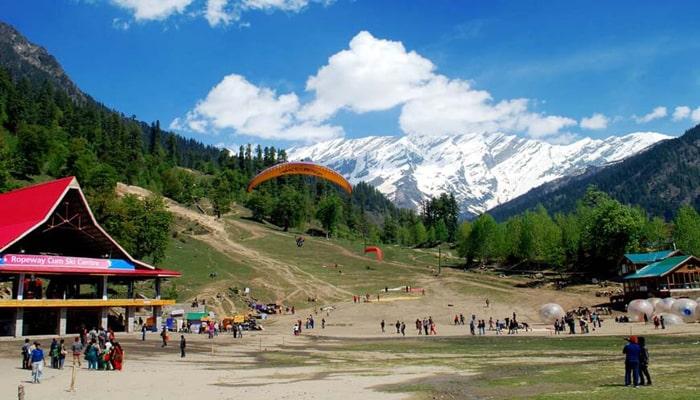 Places to Visit in Himachal Pradesh - Kullu Manali