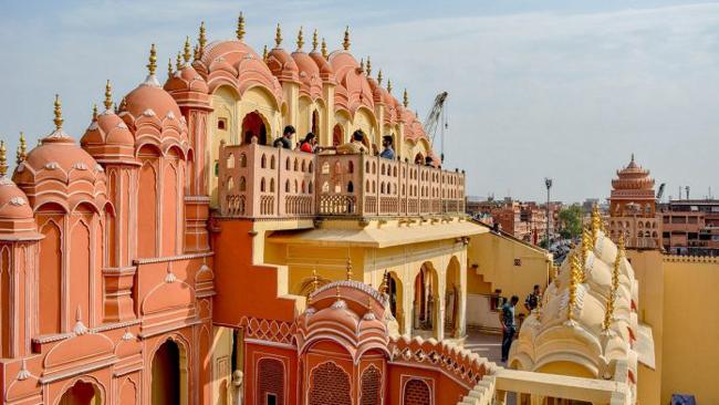 Jaipur-Places To Visit Near Delhi