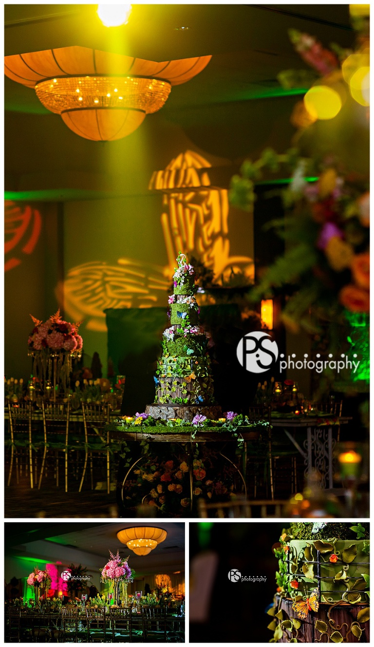 Miami Quince Birthday Cake Elegant Temptations