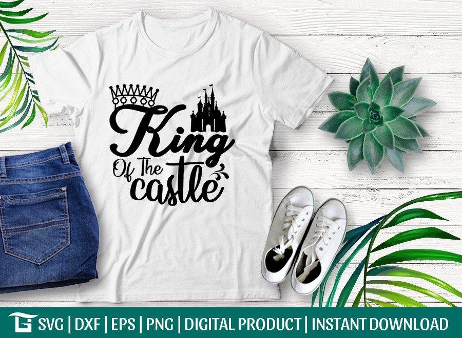 King Of The Castle SVG | Summer SVG