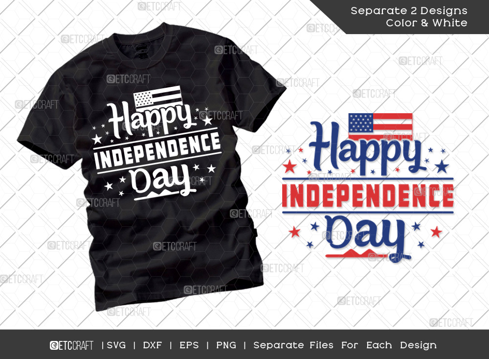 Happy Independence Day SVG | Memorial Day