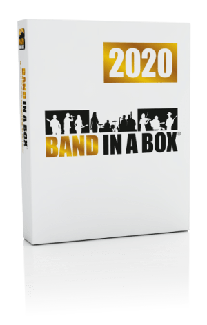 Band in a Box for Windows