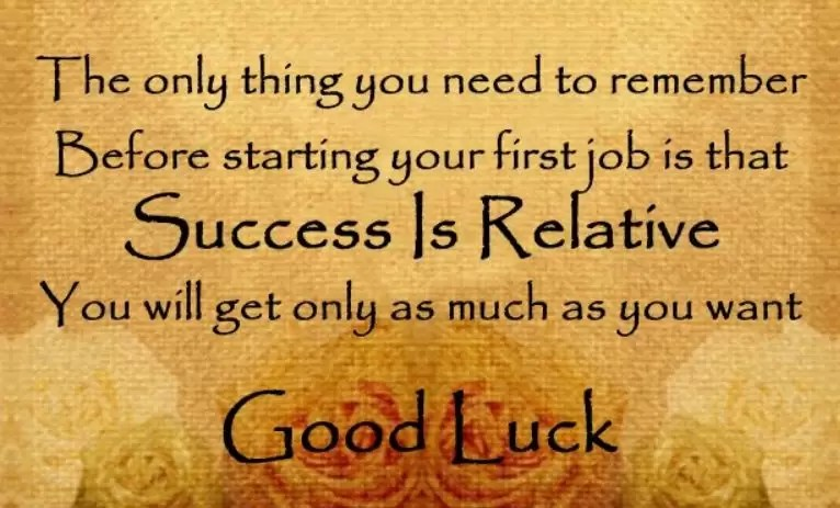good luck quotes sms messages - Good Luck Quotes