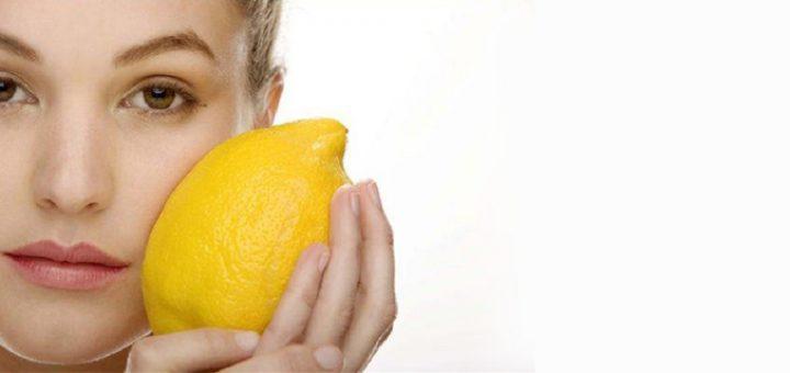 Lemon for skin and beauty