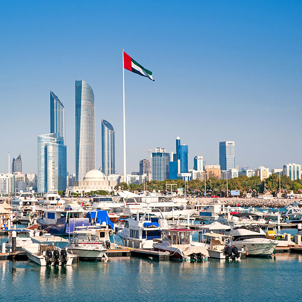 Government Web Design Dubai