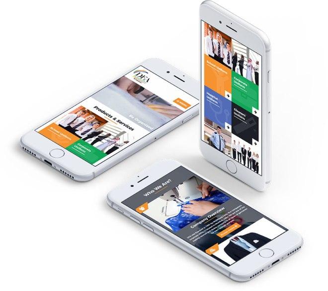 eCommerce design eTCS dubai