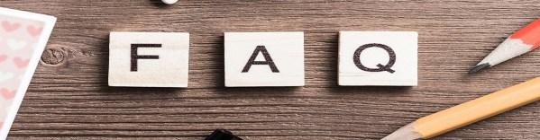 ecommerce relatd FAQs