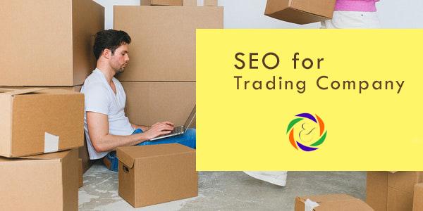 seo for trading company