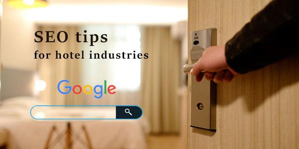 seo tips for hotels hospitality