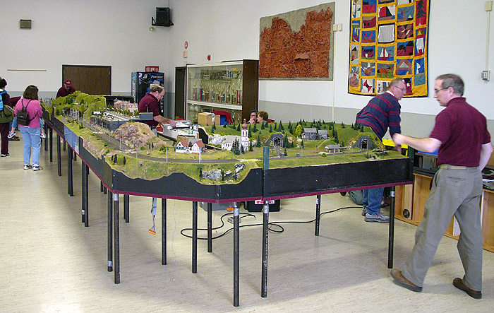 Bedford, NH Boomer's Train Shows – European Train Enthusiasts