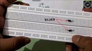 Diodes on Breadboard