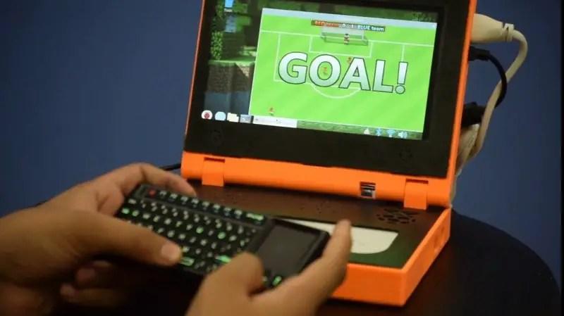 Lap-Pi: Raspberry Pi Laptop