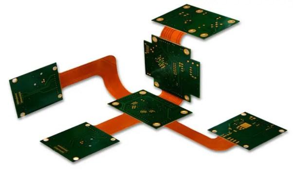 Rigid-flexible PCBs