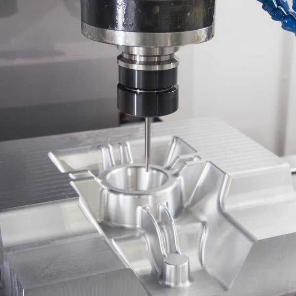 CNC machining for rapid prototyping